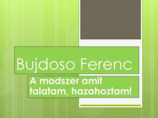 Bujdoso Ferenc
