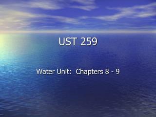 UST  259