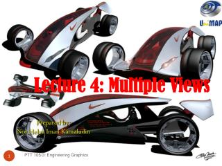 Lecture 4:  Multiple Views