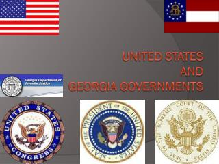 United States and  Georgia governments