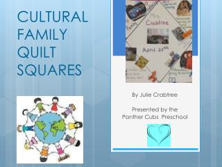 CULTURAL FAMILY QUILT SQUARES