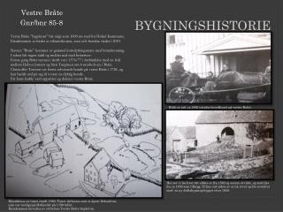 bygningshistorie
