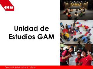 Centro Gabriela Mistral | GAM