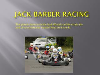 Jack Barber Racing