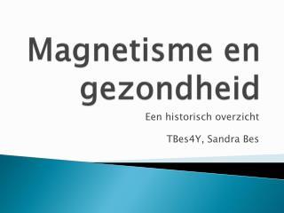 Magnetisme en gezondheid