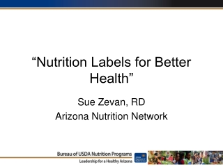 Arizona Nutrition Network