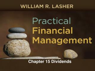 Chapter 15 Dividends