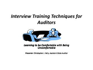 Interview Training Techniques for Auditors