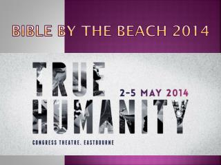 Bible by the Beach 2014