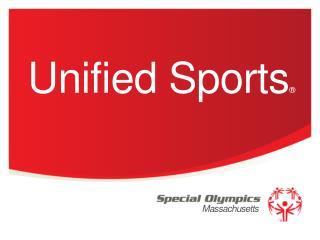 Unified  Sports ®
