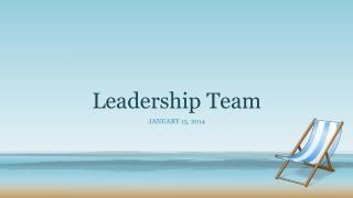Leadership Team