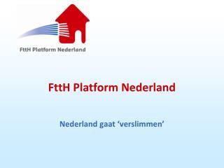 FttH Platform Nederland