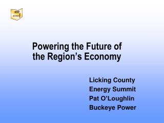 Powering the Future of the Region's Economy