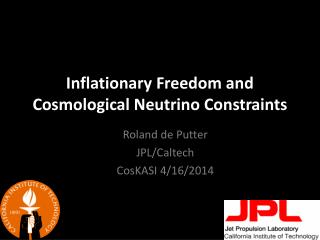 Inflationary Freedom and Cosmological Neutrino Constraints