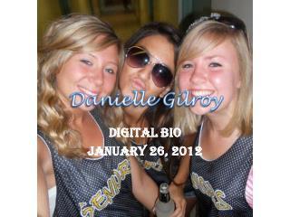 Danielle Gilroy