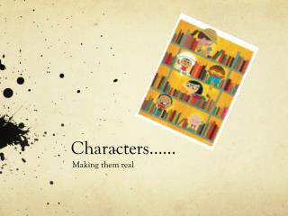 Characters……