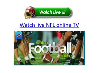 live Coverage - Detroit Lions vs Green Bay Packers NFL live