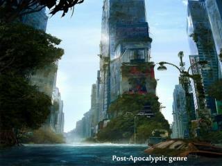 Post-Apocalyptic genre
