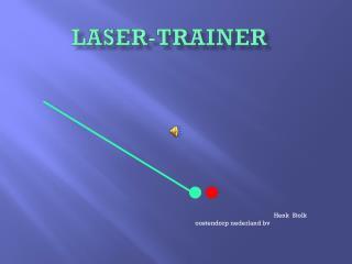 Laser-trainer