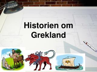 Historien om Grekland