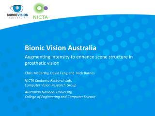 Bionic Vision Australia