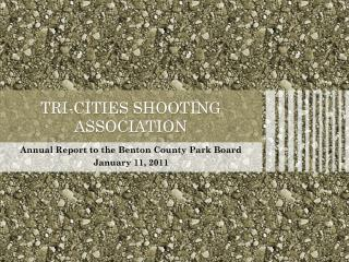 Tri-Cities Shooting Association