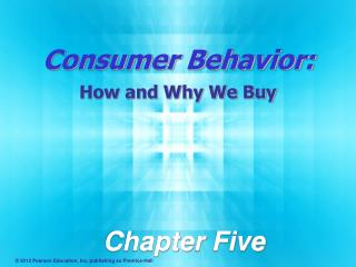 Consumer Behavior: