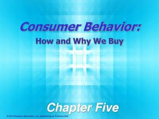 Consumer Behavior: