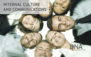 INTERNAL CULTURE AND COMMUNICATIONS