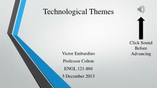 Technological Themes