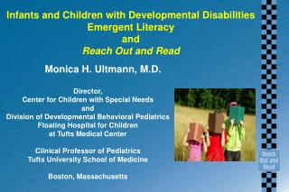 Infants and Children with Developmental Disabilities Emergent ...