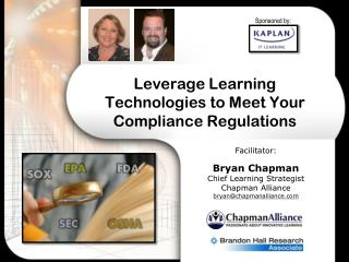 Leverage Learning Technologies to Meet Your Compliance Regulations