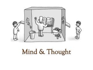Mind & Thought