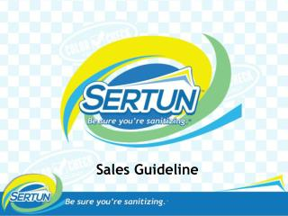 Sertun™ Reversible Sanitizer Indicator Towels Featuring Color Check™ technology