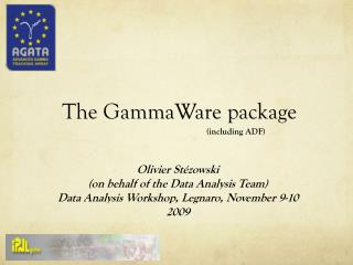 The  GammaWare  package