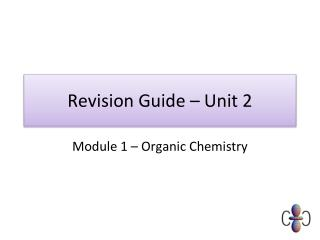 Revision Guide  – Unit 2