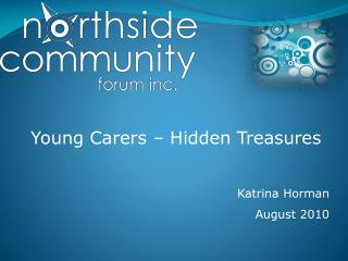 Young Carers – Hidden Treasures