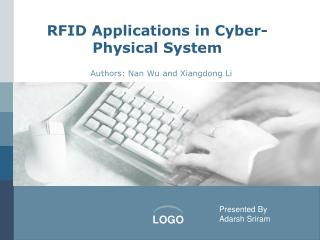 RFID Applications in Cyber-Physical System