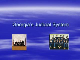 Georgia's Judicial System