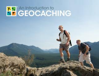Kva er « geocaching »?