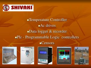 Temperature Controller-Digital Timers-AC Drives-pH Indicator