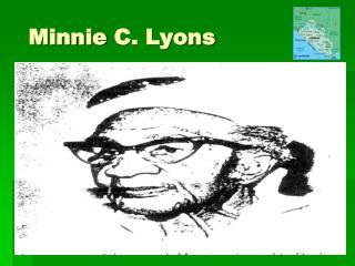 Minnie  C. Lyons