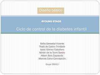 Ciclo de control de la diabetes infantil