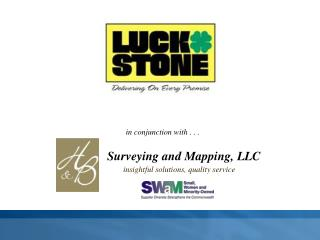Surveying and Mapping, LLC