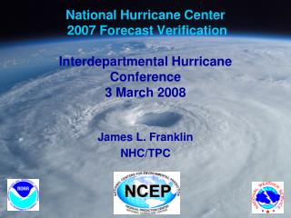 James L. Franklin NHC/TPC