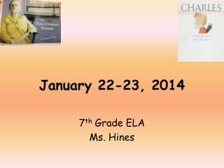 January  22-23,  2014