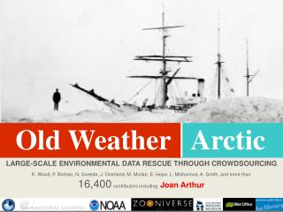 Old Weather   Arctic