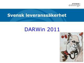 DARWin  2011