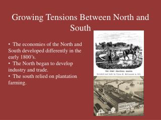 Growing Tensions Between North and South