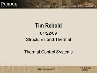 Tim  Rebold